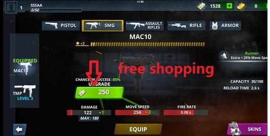SPECIAL OPS: GUN SHOOTING - ONLINE FPS WAR GAME MOD V1.96 FREE SHOPPING