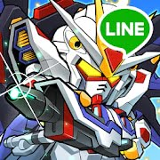 Download LINE: GUNDAM WARS V5.0.0 MOD (1 HIT, GOD MODE, MENU MOD) for free on mobile android 1.