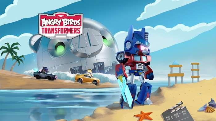 - ดาวน์โหลด Angry Birds Transformers (MOD, Coins / Gems) ฟรีบน Android