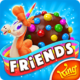 Candy Crush Friends Saga MOD APK 1.43.3 (Unlimited Lives)