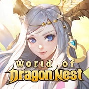 World of Dragon Nest MOD APK v1.7.2 (สกิวไม่ดีเลย์, One hit)