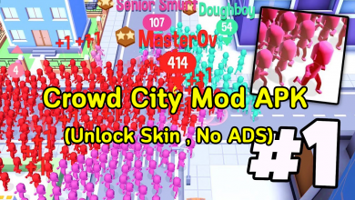 Photo of Download Crowd City (MOD, Unlocked Skins, No Ads) free on Android