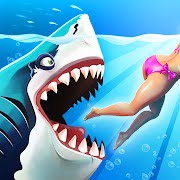 Hungry Shark World MOD APK 4.0.0 (Unlimited Money)