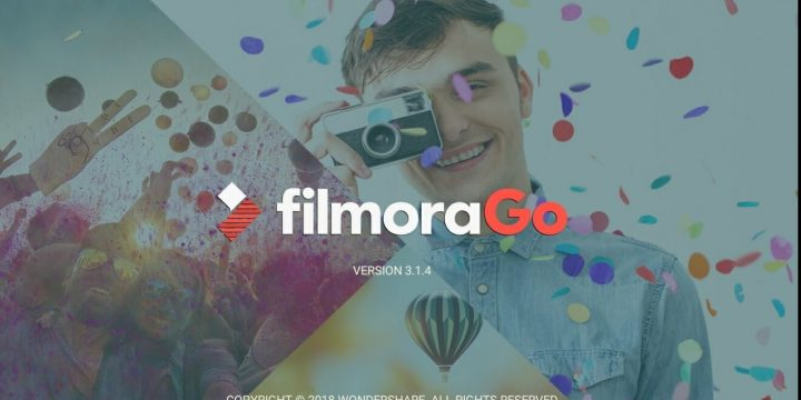 FilmoraGo MOD APK 5.7.0 (Pro Unlocked)