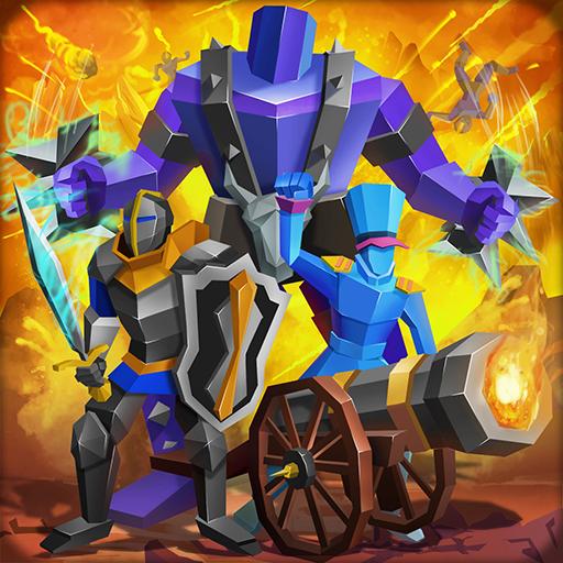 Epic Battle Simulator 2 MOD APK 1.5.20 (Unlimited Money)