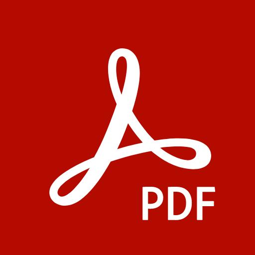 Adobe Acrobat Reader MOD APK (Premium Unlocked) v21.8.0.19313.Beta icon