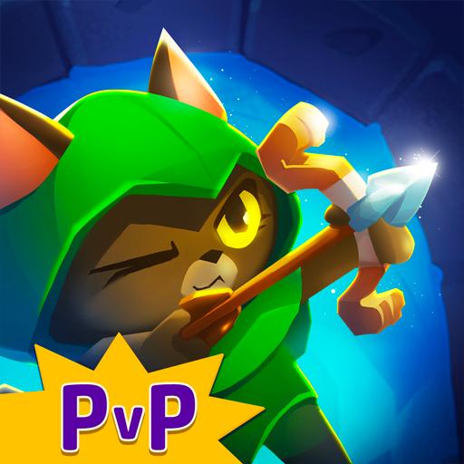 Cat Force MOD APK 0.35.0 (Unlimited Money/Energy) icon