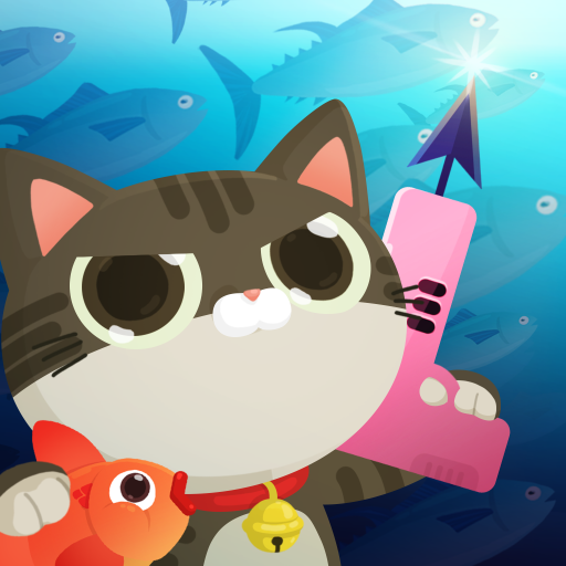 The Fishercat APK MOD (Unlimited Money/Gear) v4.1.4 icon